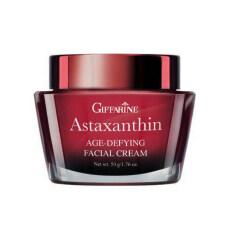 โปรโมชั่น Giffarine ครีมบำรุงผิวหน้าสูตรเข้มข้นพิเศษสำหรับกลางคืน Astaxanthin Age Defying F*c**l Cream ใน กรุงเทพมหานคร