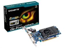 GigaByte การ์ดจอ 1GB (DDR3) PCIe GT210