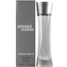 ราคา Giorgio Armani Mania Pour Homme Edt 100 Ml Giorgio Armani
