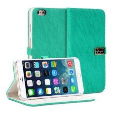 ซื้อ Gmyle เคส Iphone 6 Plus สีฟ้าเทอร์คอยส์ ออนไลน์