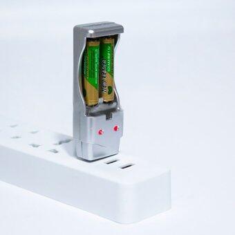 Good Dee เครื่องชาร์จถ่านพลังสูงแบบ USB