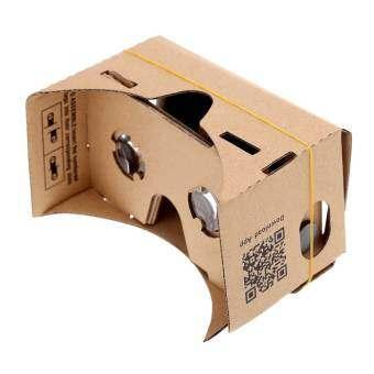 Google VR Google Cardboard Virtual Reality Game Movie 3D