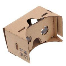 ราคา Google Vr Google Cardboard Virtual Reality Game Movie 3D ใหม่ ถูก