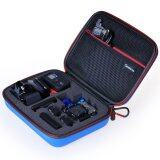 ขาย ซื้อ Gopro Smatree Smacase G160S Compact Gopro Case For Gopro® Hd Hero4 3 3 2 1 Blue สมุทรปราการ