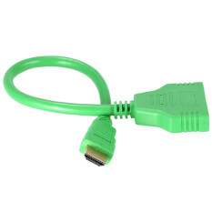 ขาย Gracefulvara 30Cm Hdmi Male To 2 Female 1 In 2 Out Splitter Cable For Xbox Blue Ray Dvd Players Ps3 ผู้ค้าส่ง