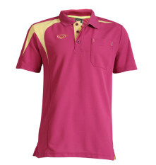 ราคา Grand Sport เสื้อคอปกชายแกรนด์สปอร์ต สีชมพู ออนไลน์ กรุงเทพมหานคร