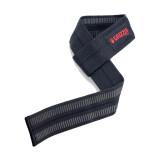 Bp Muscle Grizzly Fitness Super Grip Lifting Straps 1คู่ 2ชิ้น Black แสตป อุปกรณ์เสริมลดความเมื่อยล้าสำหรับออกกำลังกาย เป็นต้นฉบับ