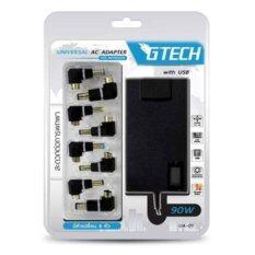 ราคา Gtech Adapter All In 1 Notebook Universal Auto 90W ถูก
