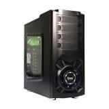 ราคา ราคาถูกที่สุด Gview เคสคอมพิวเตอร์ ฝาอะคลีลิค I3 20 Black