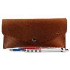 ซื้อ Gvinc กระเป๋าใส่เครื่องเขียน Semolina Pencil Case สีแทน ใน กรุงเทพมหานคร