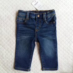 ขาย ซื้อ Gymboree กางเกงยีนส์ยืดรับประกันความนุ่มสำหรับ Baby เด็กอ่อนชาย และเด็กอ่อนหญิง