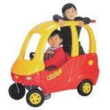 โปรโมชั่น Haenim รถขาไถ นั่งได้ 2 คน Double Royal Car 2 สีแดง เหลือง 283