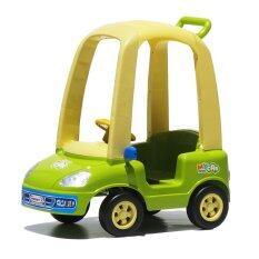 ราคา Haenim รถขาไถ รุ่น My Car 255 สีเขียว Thaiken เป็นต้นฉบับ