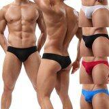 ขาย Happycat Men 039 S*xy Mini Boxer Briefs Underwear Comfy Enhance Bulge Pouch B*k*n* Boxers Black L จีน ถูก