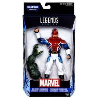 Hasbro Marvel Legends Captain America 2016 Wave 3 Abomination: Captain Britain figure