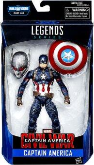 Hasbro Marvel Legends Civil War Giantman Series : Captain America