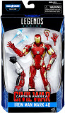 Hasbro Marvel Legends Civil War Giantman Series Ironman Mark 46 ถูก