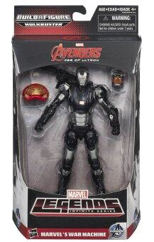 Hasbro Marvel Legends Infinite Hulkbuster Series Avengers Age of Ultron : War Machine