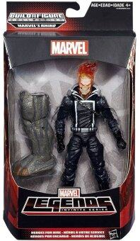 Hasbro Marvel Legends Infinite Rhino Series Spider-Man : Ghost Rider