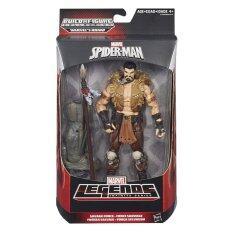 ราคา Hasbro Marvel Legends Infinite Rhino Series Spider Man Kraven Marvel