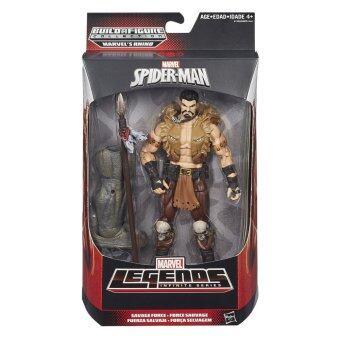 Hasbro Marvel Legends Infinite Rhino Series Spider-Man : Kraven