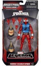ขาย ซื้อ Hasbro Marvel Legends Infinite Rhino Series Spider Man Scarlet Spider กรุงเทพมหานคร