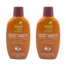 Hawaiian Style Coconut Tanning Oil Spf 2 120 Ml 2 เป็นต้นฉบับ