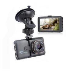 กล้องติดรถยนต์ FULL HD CAR DVR Lens Wide 170 องศา จอ 3 นิ้ว รุ่น T626 (สีดำ)