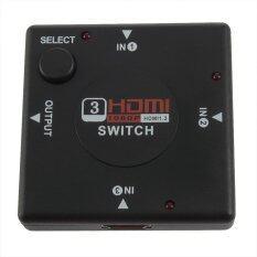 Hdmi กล่องรวมสัญญาณ Hdmi Switcher & Hub.