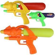 ราคา Hellomom ปืนฉีดน้ำอัด 11 นิ้ว Water Gun 11 จำนวน 3 อัน Hellomom เป็นต้นฉบับ