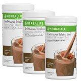 ส่วนลด Herbalifeนิวทริชันแนล โปรตีน มิกซ์ ผลิตภัณฑ์เสริมอาหาร โปรตีนสกัดจากถั่วเหลือง กลิ่นช๊อคโกแลต 550G ช๊อคโกแลต แพ็ค 3 กรุงเทพมหานคร
