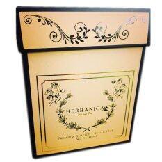 ซื้อ Herbanica Herbal Tea สุดยอดชาสมุนไพรต้านอนุมูลอิสระ ใหม่