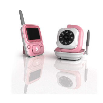 HESTIA H100 wireless monitoring system – Pink