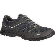 ราคา Hewtiershop รองเท้าเดินป่าสำหรับผู้ชาย Arpenaz 50 สีดำ ถูก