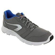 ขาย Hewtiershop รองเท้าวิ่งเพื่อสุขภาพสำหรับผู้ชาย Ekiden One Plus สีเทา น้ำเงิน Travelsports เป็นต้นฉบับ