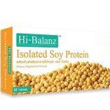 ราคา Hi Balanz ไฮบาลาานซ์ โปรตีนสกัดถั่วเหลือง เพิ่ม ชดเชย ฮอร์โมนหญิง เอสโตรเจน Hibalanz Soy Protein 30เม็ด 1กล่อง Hi Balanz เป็นต้นฉบับ