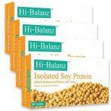 ทบทวน Hi Balanz ไฮบาลาานซ์ โปรตีนสกัดถั่วเหลือง เพิ่ม ชดเชย ฮอร์โมนหญิง เอสโตรเจน Hibalanz Soy Protein 30เม็ด 4กล่อง Hi Balanz