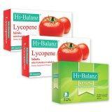 ขาย Hi Balanz Lycopene 30 แคปซูล 2 กล่อง Hi Balanz Kdtx Plus Detox Full System ขนาด 5 ซอง กล่อง Hi Balanz ถูก