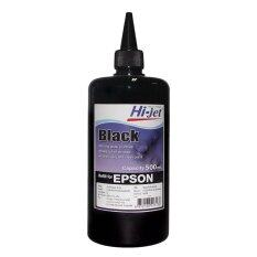 ส่วนลด Hi Jet Epson Inkjet Refill Ink หมึกเติมอิงค์เจ็ท เอปสัน ขนาด 500 Ml Black สีดำ กรุงเทพมหานคร