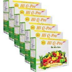 ขาย Hi Q Pro ผลิตภัณฑ์เสริมอาหาร ล้างสารพิษ 6 กล่อง ผู้ค้าส่ง