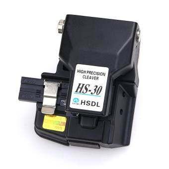 High Precision HS-30 Optic Fiber Cleaver Fiber Optics Cutter with 48000 Cleaves - Intl