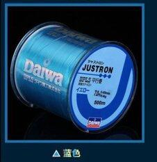 ส่วนลด High Quality Daiwa Fishing Line Nylon Line 500M Extreme Super Strong Nylon Fishing Line Fishing Tackle For Fishing 7 Blue