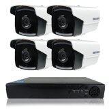 ราคา Hikvision ชุดกล้องวงจรปิดกล้อง 4Ch Cctv 4ตัว ทรงกระบอก 1 0Mp 720P Hd และอนาล็อก เครื่องบันทึก4ช่อง Hikvision เป็นต้นฉบับ
