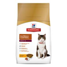 ซื้อ Hill S Science Diet Hairball Control อาหารแมว ช่วยลดก้อนขน ขนาด 2Kg ใหม่