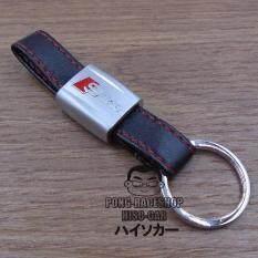 ขาย Hiso Car พวงกุญแจ เอส หนังสีดำ Hiso Car ใน กรุงเทพมหานคร