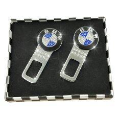 ราคา Hiso Car Vipหัวเสียบเข็มขัดนิรภัย ตัวหลอกเบล เพื่อตัดเสียงเตือนแบบ เพชรBmw เป็นต้นฉบับ Hiso Car