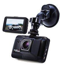 HLT กล้องติดรถยนต์ รุ่น FH01- Full hd 1080P WDR จอ LCD 3นิ้ว