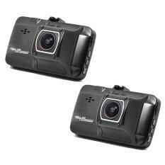 HLT กล้องติดรถยนต์ รุ่น FH01- Full hd 1080P WDR จอ LCD 3นิ้ว แพค2ชิ้น
