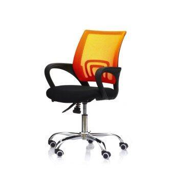 HM-FURNITURE เก้าอี้สำนักงาน รุ่น Maxi (สีส้ม)