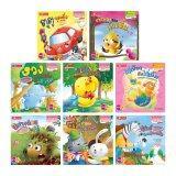 โปรโมชั่น หนังสือชุดค่านิยมพื้นฐานสร้างเด็กดี นิทาน 3 ภาษา ไทย จีน อังกฤษ 1 ชุด 8 เล่ม Nanmee Thongkasem ใหม่ล่าสุด